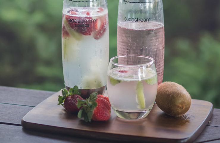 Boost your H2O Consumption with SodaStream